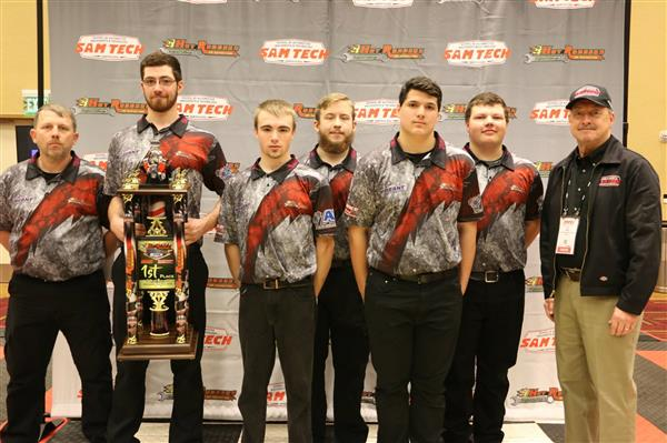 BCAT Motorsports Team Wins 3rd National Championship!