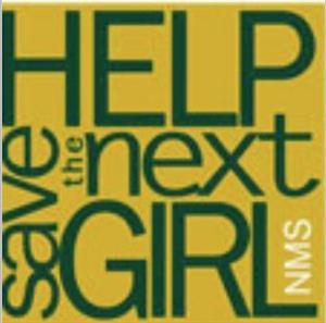 Help Save the Next Girl Logo