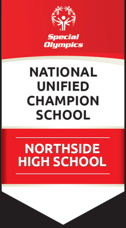Northside named Official National Banner Unified Champion School