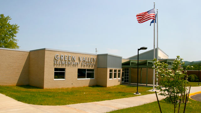 Green Valley Elementary / Homepage